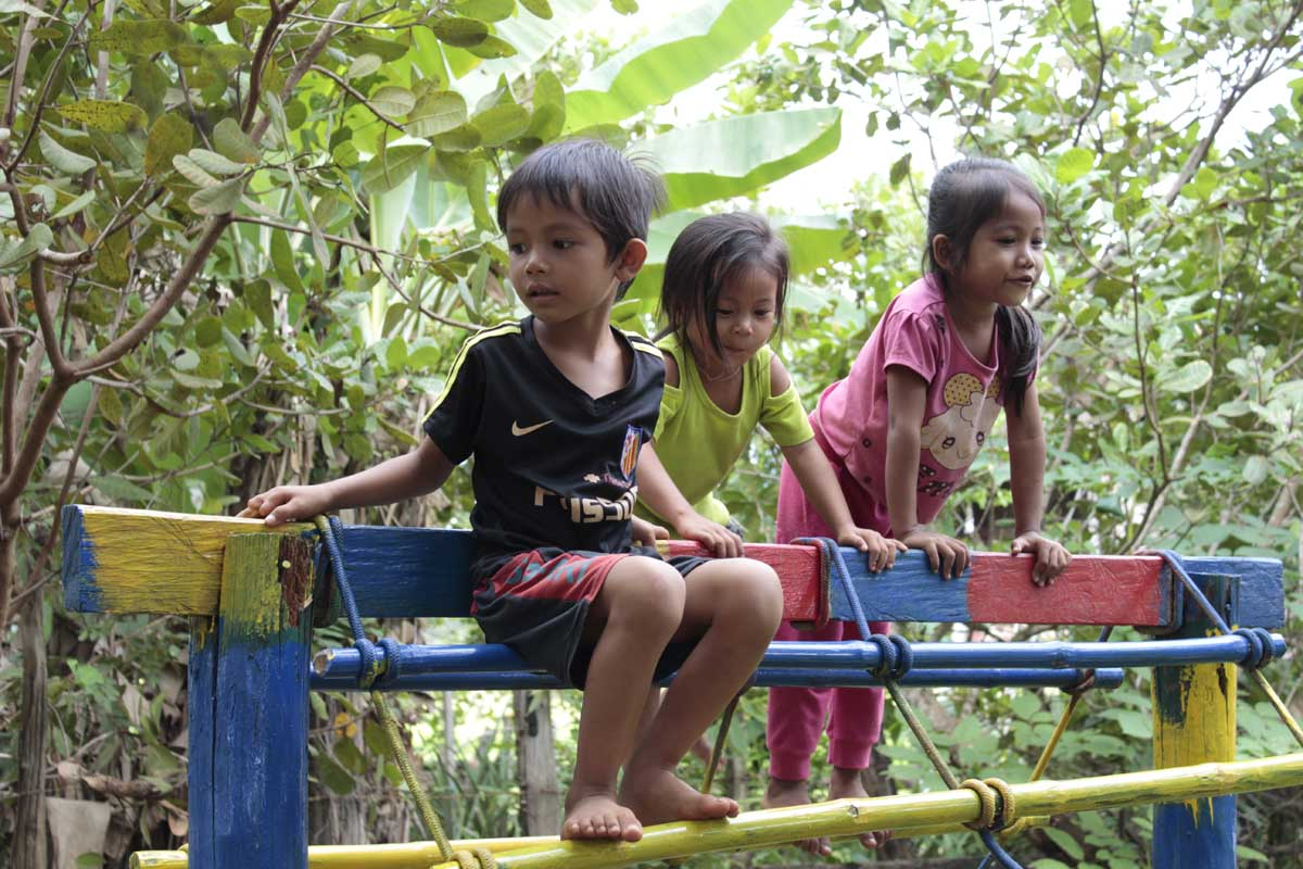 Picture by Phyal & Chanral, Young Reporters of Plan International Cambodia