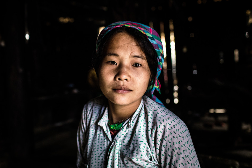 Dinh, 18 ans.  Photo: Vincent Tremeau/Plan International