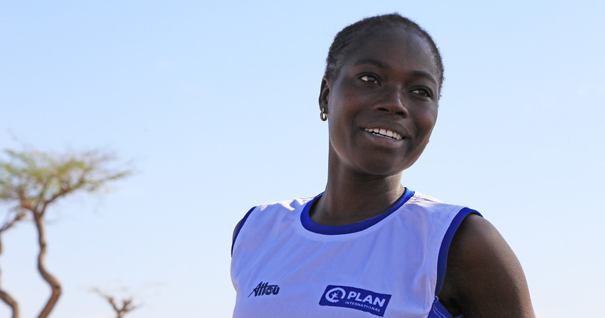 Senegal: sport & girl power Foto: Plan International