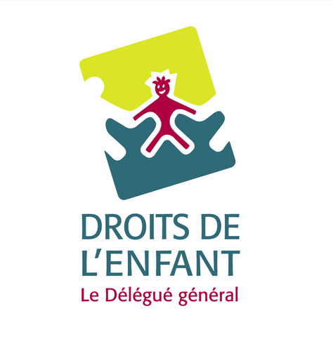 logo delegue general aux droits de lenfant.