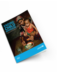 Ending child marriage progress and prospects, United Nations Children's Fund