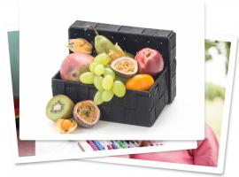 Kleine fruitmand Plan International